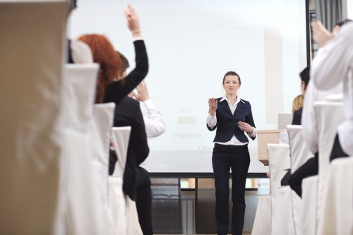 Listen up Leaders. 15 Tips for Nailing Your Pubic Speaking Presentations
